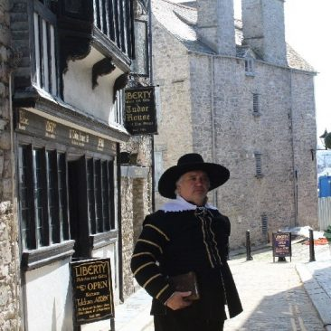 Image of Pilgrim at the Barbican Plymouth